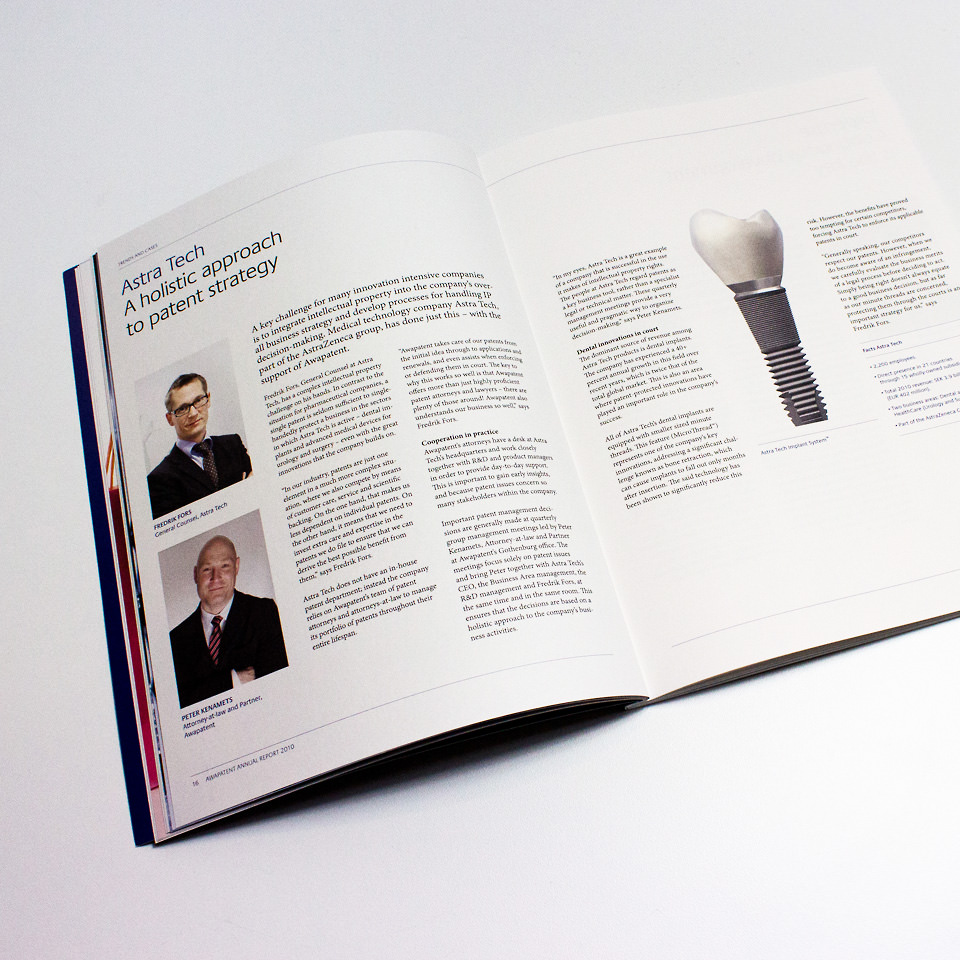 print design annual report